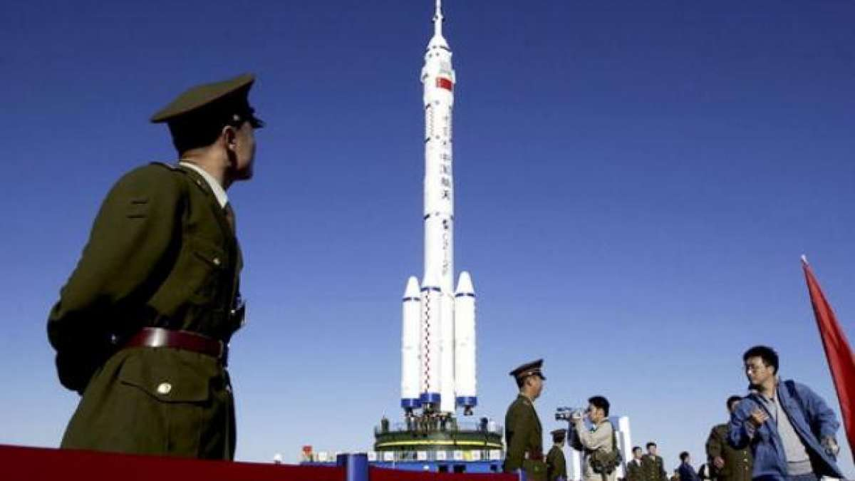 China plans to launch first cargo spacecraft Tianzhou-1 in April