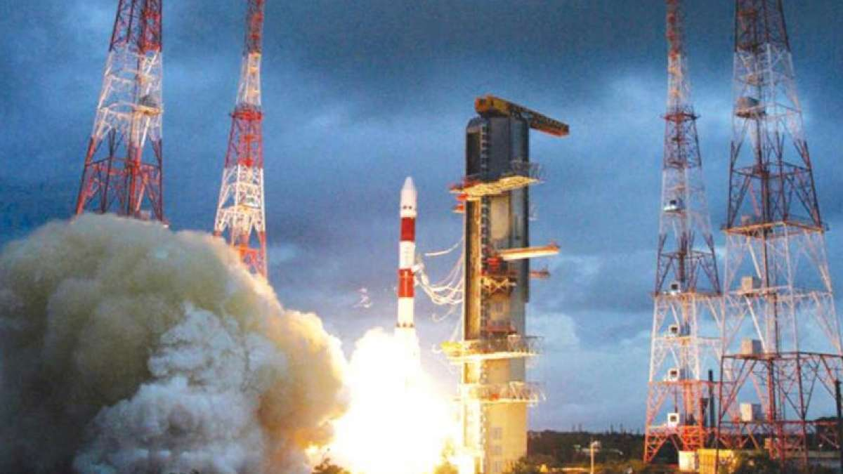 ISRO set for a record launch