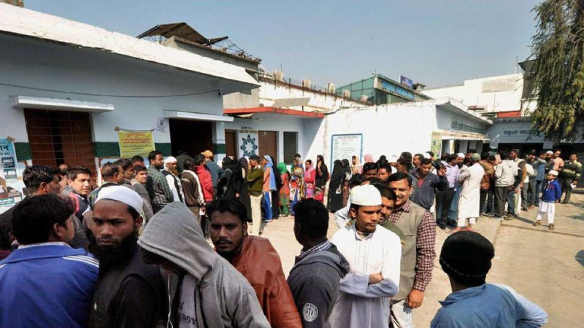 UP Assembly Elections 2017 Phase three turnout