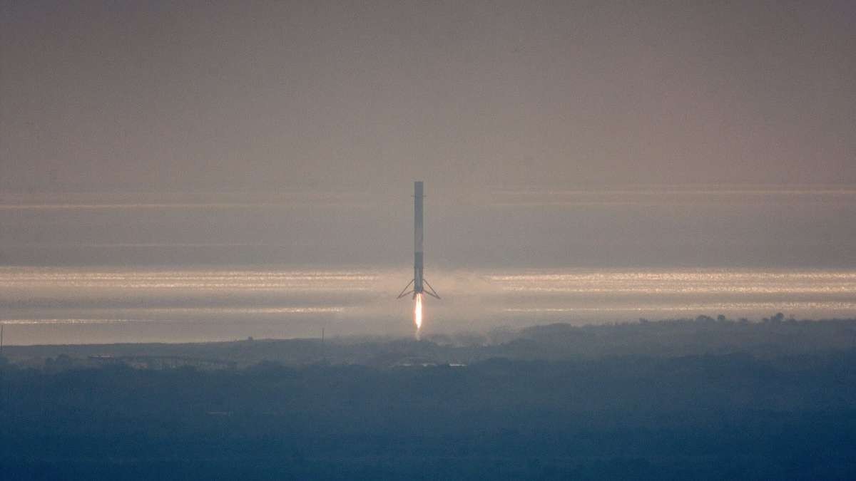 SpaceX Cargo Mission: SpaceX successfully launches International Space Station mission