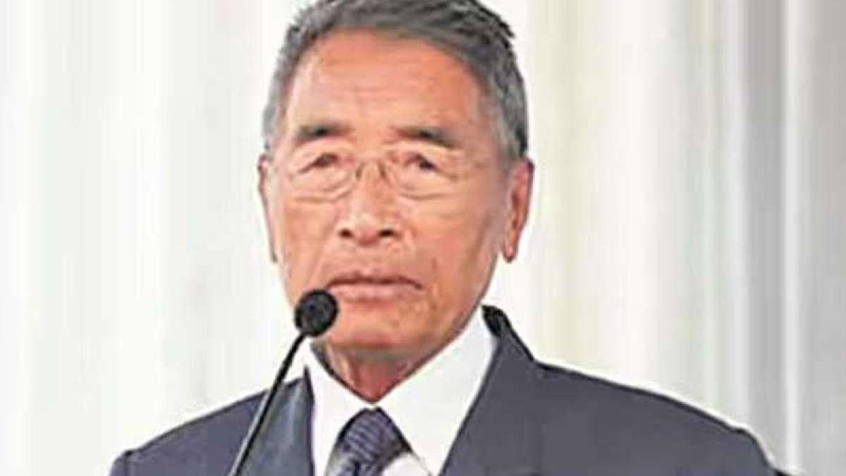 Nagaland 17th Chief Minister Shurhozelie Liezietsu