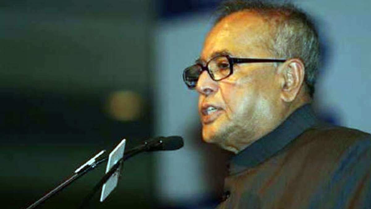 President Pranab Mukherjee pitches for Law reforms