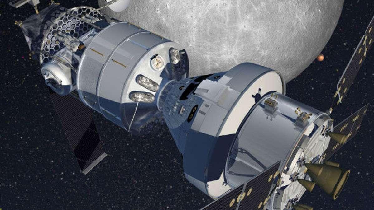 NASA to send two astronaut on Orion