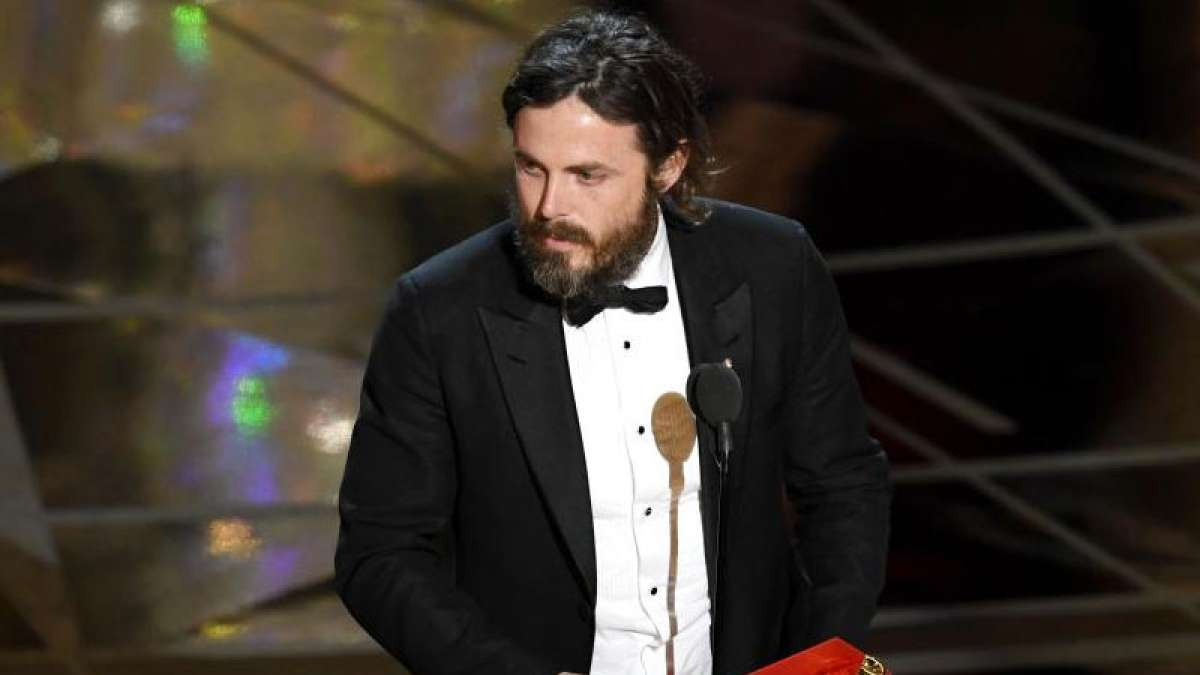 Oscars 2017: Casey Affleck wins best actor award