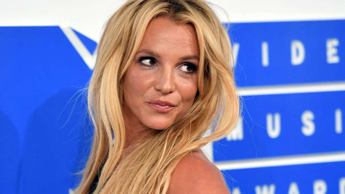 Britney Spears launches a new perfume