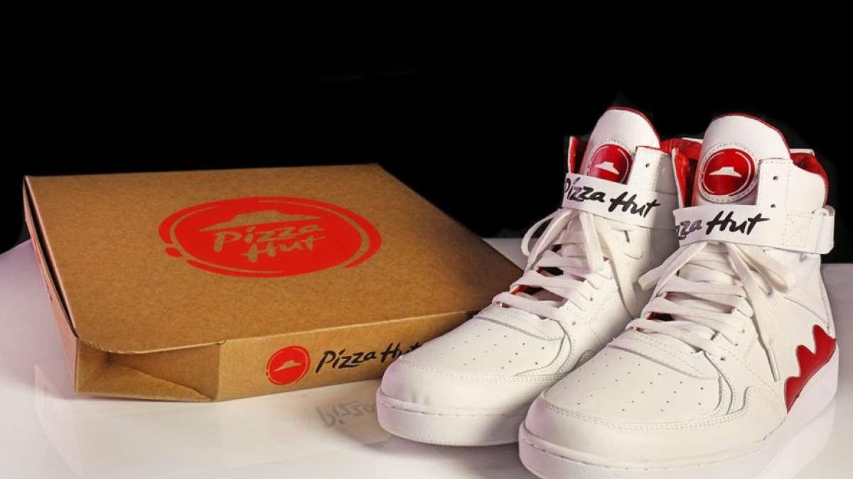 Pizza hut shoes