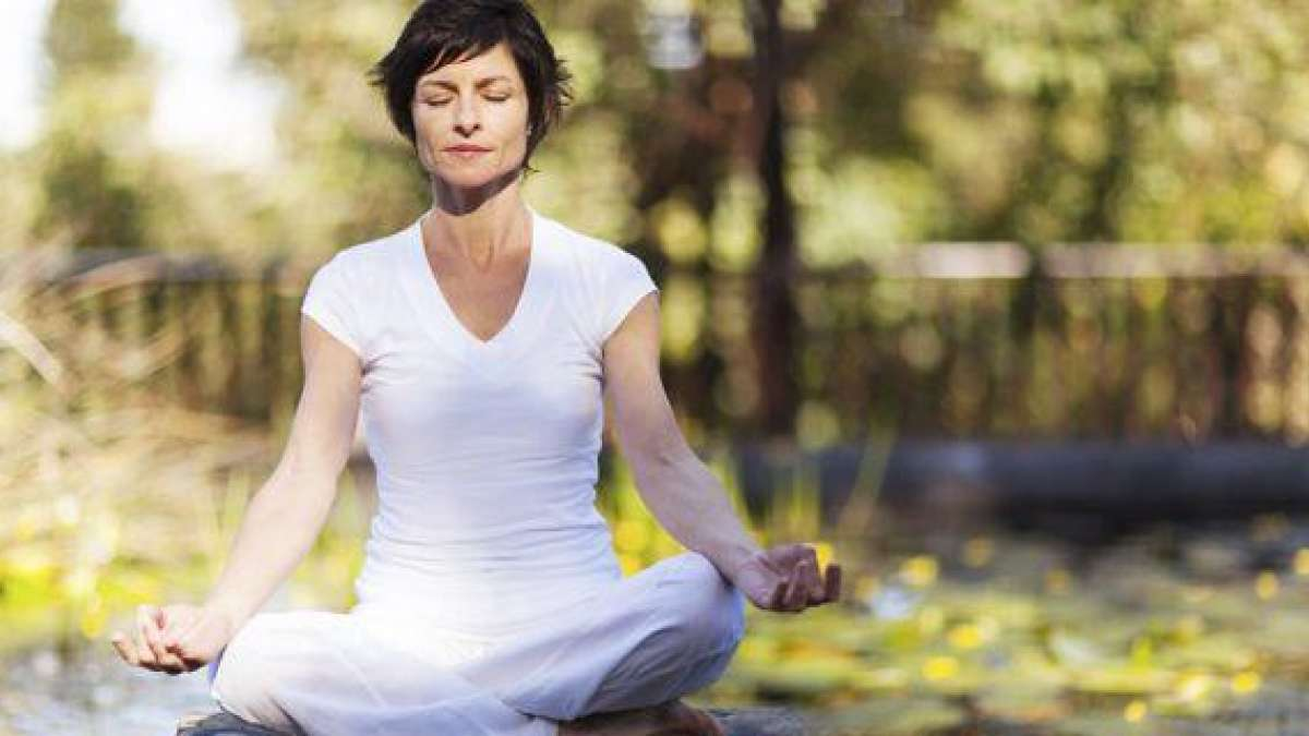 Did you know that yoga could replace antidepressants
