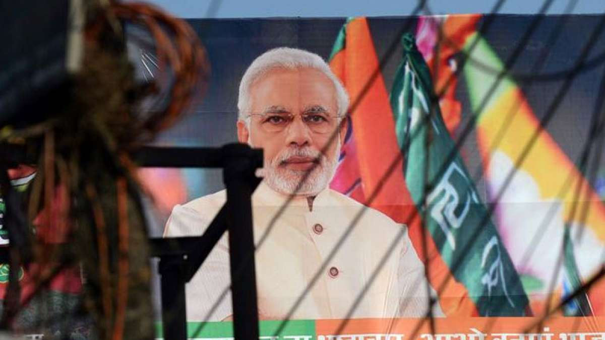 'PM Go Back' posters come up in Gandhinagar ahead of Modi visit