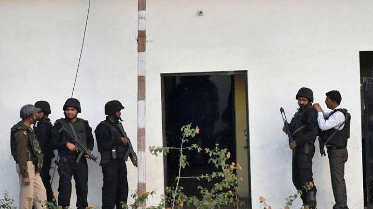 Islamic State terrorist gunned down in Lucknow