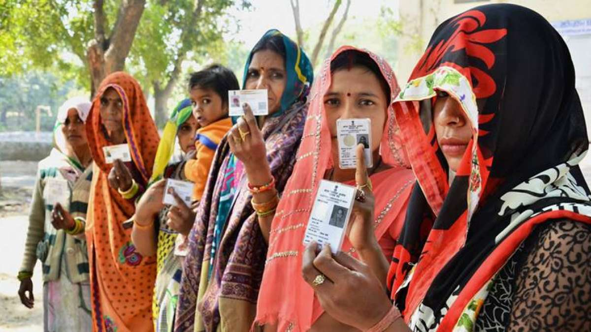In final phase of Assembly elections, Over 60% voting in UP, Manipur records 86%