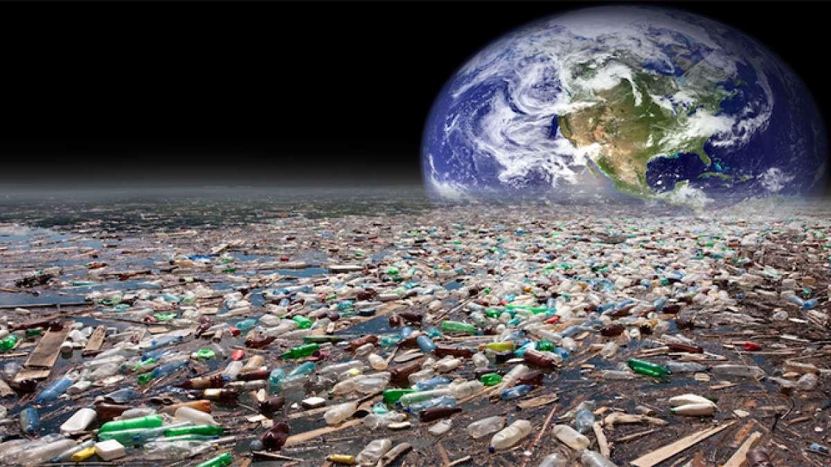 Junkyard orbiting Earth (Image Courtesy: NASA)