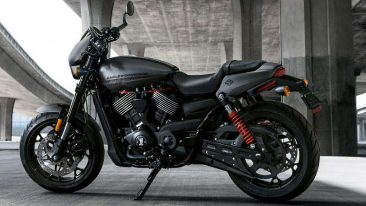 Harley Davidson's new Street Rod model launched in India at attractive price