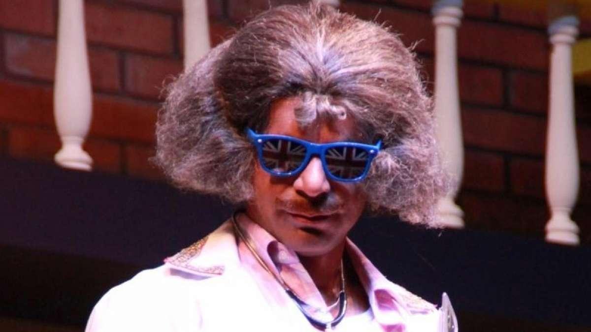 Comedian Sunil Grover as Dr Mashoor Gulati