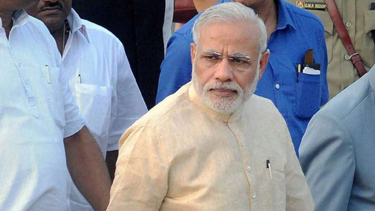 PM Narendra Modi condemns Taliban attack on Afghan army