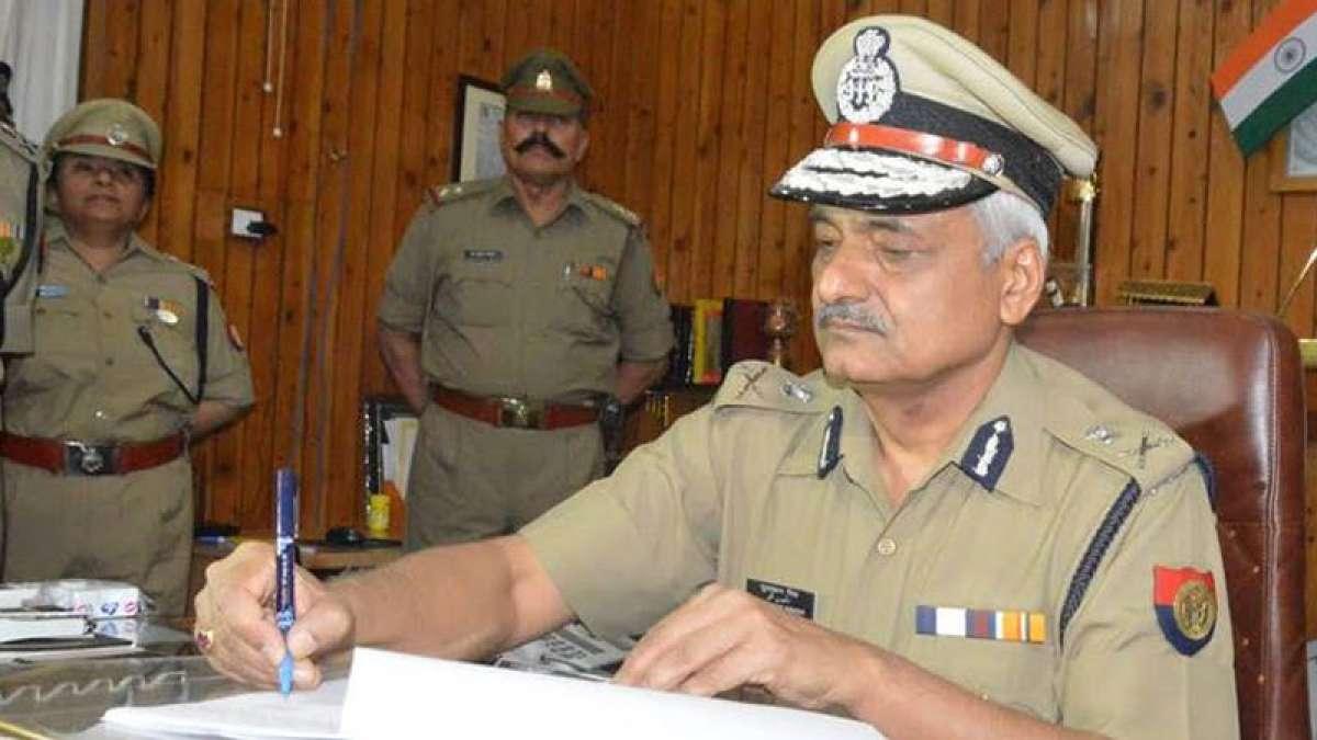 Sulkhan Singh takes charge as new Uttar Pradesh DGP