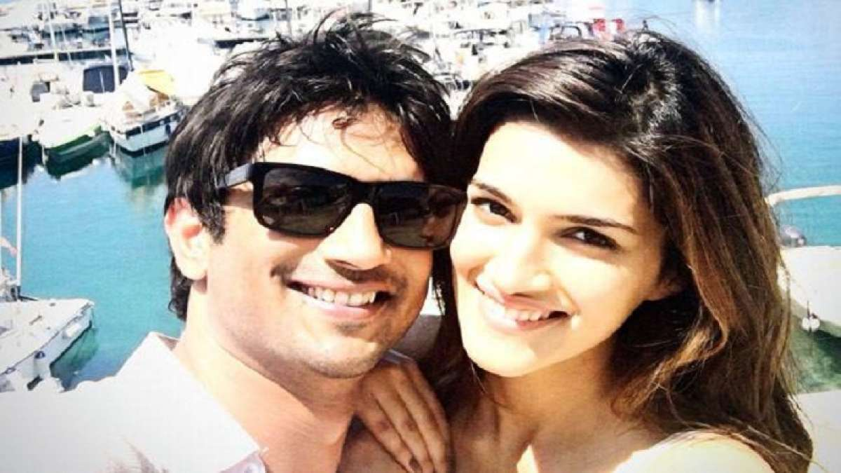 The recent rumors stated that Sushant Singh Rajput and Kriti Sanon have been dating.