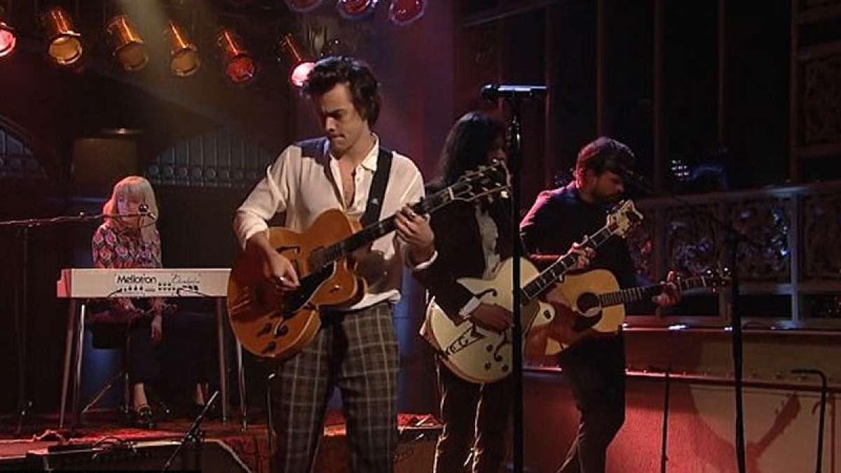 Harry Styles on Saturday Night Live