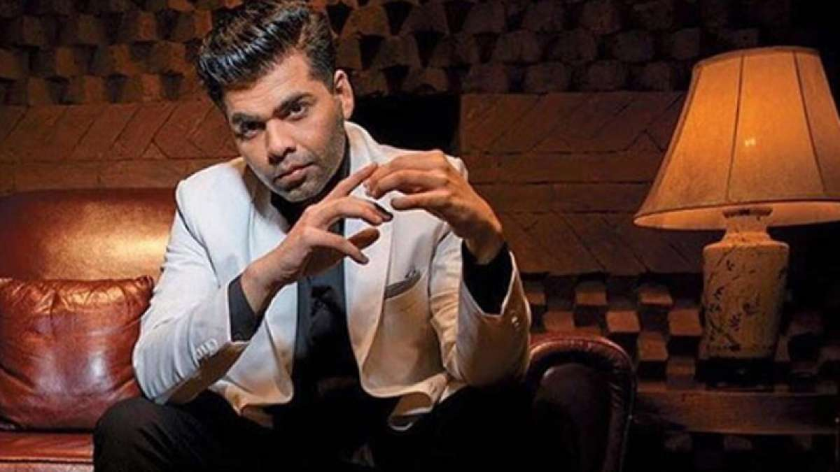 Karan Johar hits back at troller for eunuch post