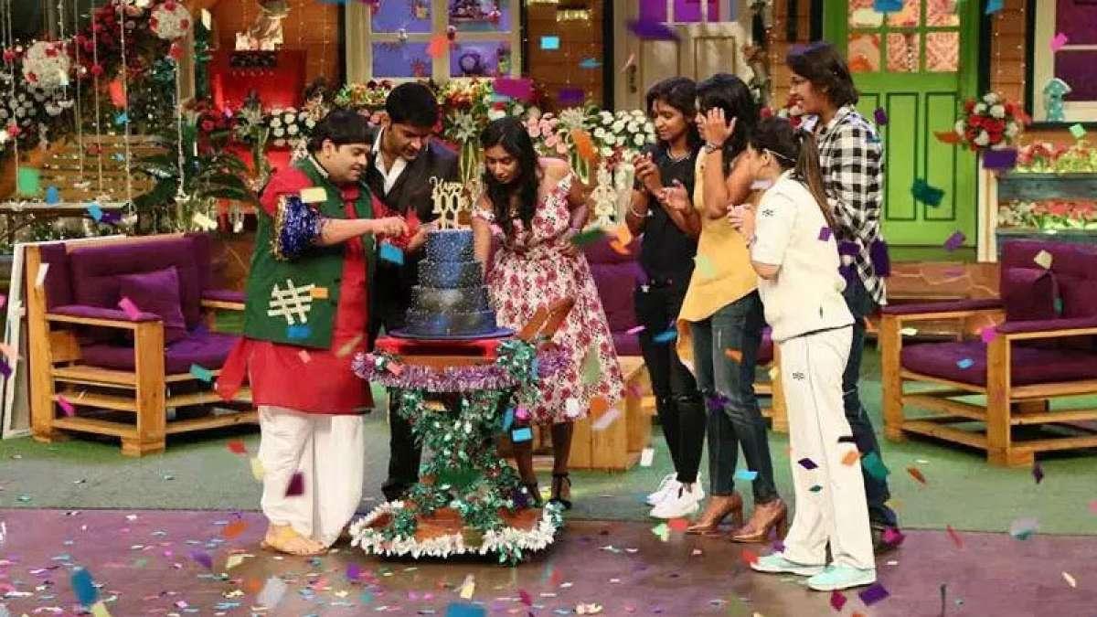 Kapil Sharma celebrating 100 episodes