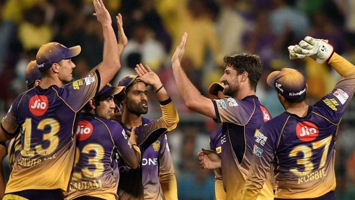 KKR vs RCB in IPL 10