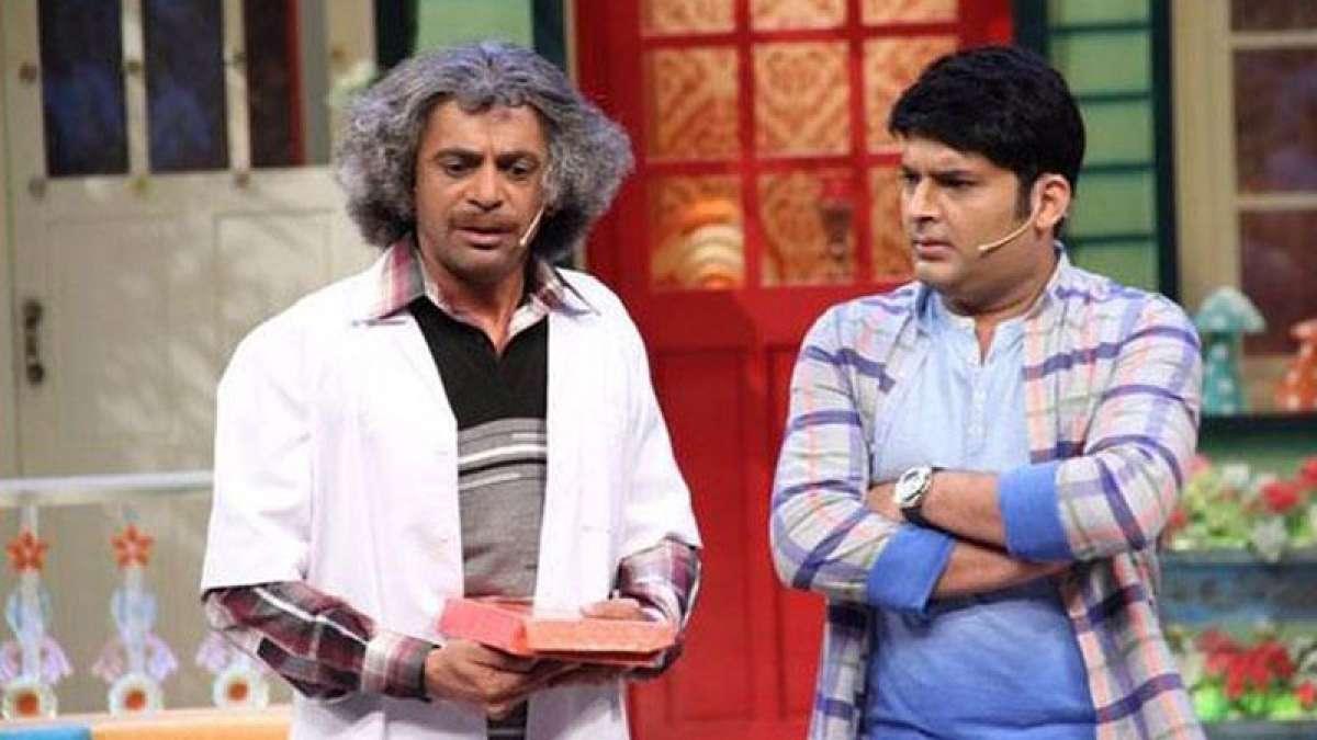 Kapil Sharma, Sunil Grover on The Kapil Sharma Show's 100 episodes