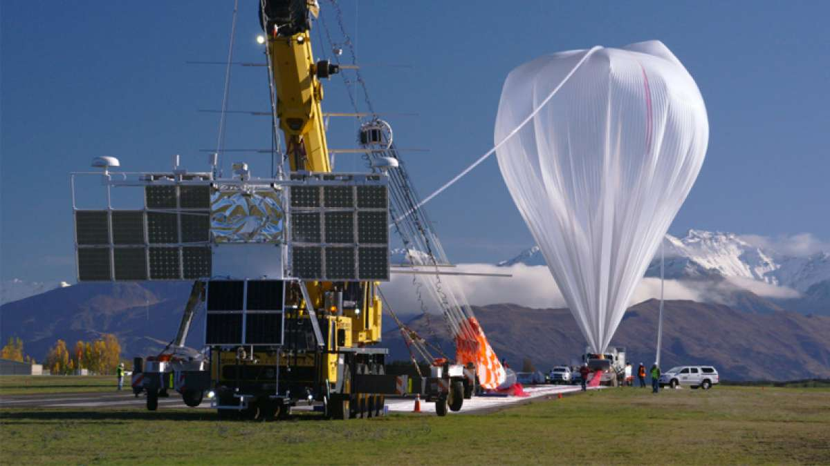 NASA successfully launches super pressure balloon (SPB) from Wanaka
