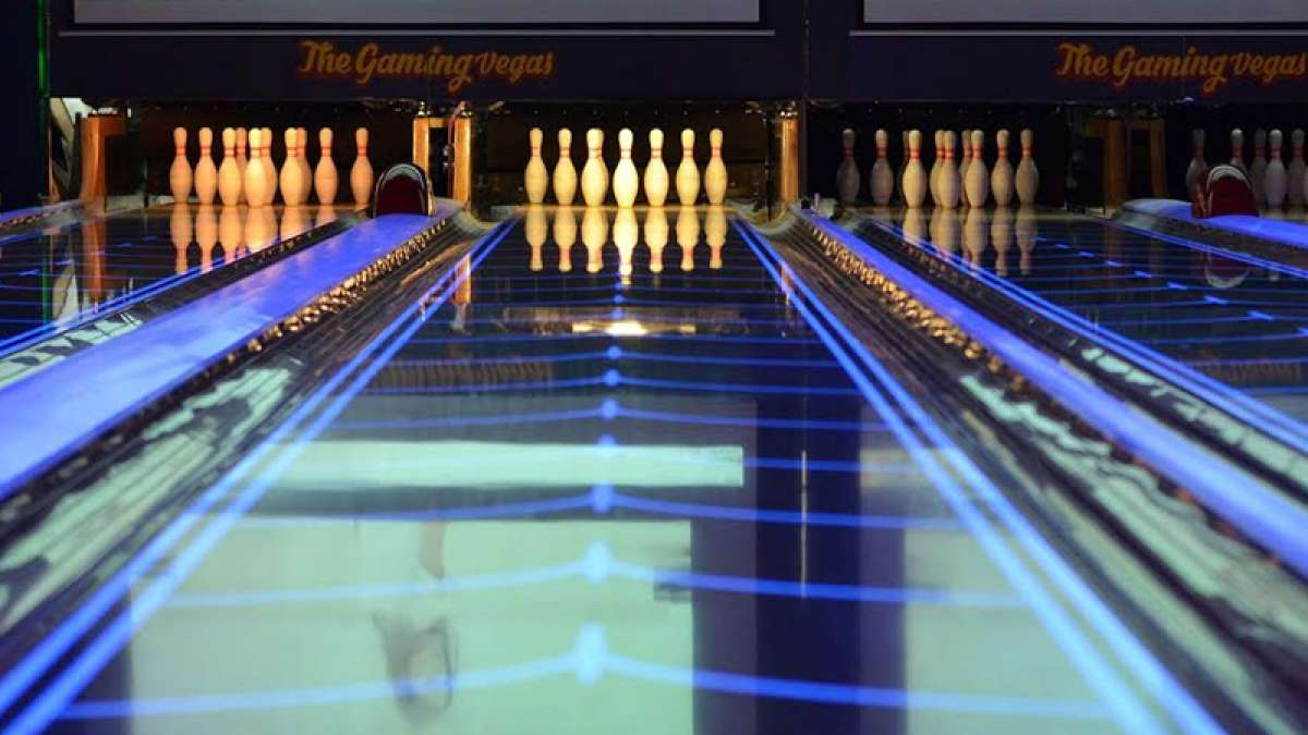 The Gaming Vegas at Logix Mall, Noida