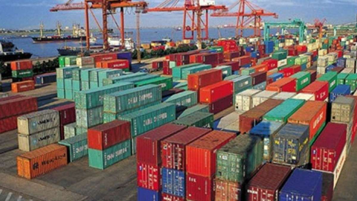 South Korea registered a trade surplus of $13.3 billion in April