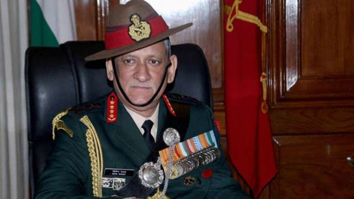Jammu and Kashmir: Indian Army chief Bipin Rawat visits terror attack site in Kupwara