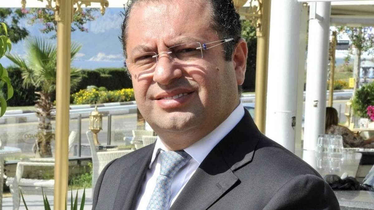 Iranian TV owner Saeed Karimian has been shot dead
