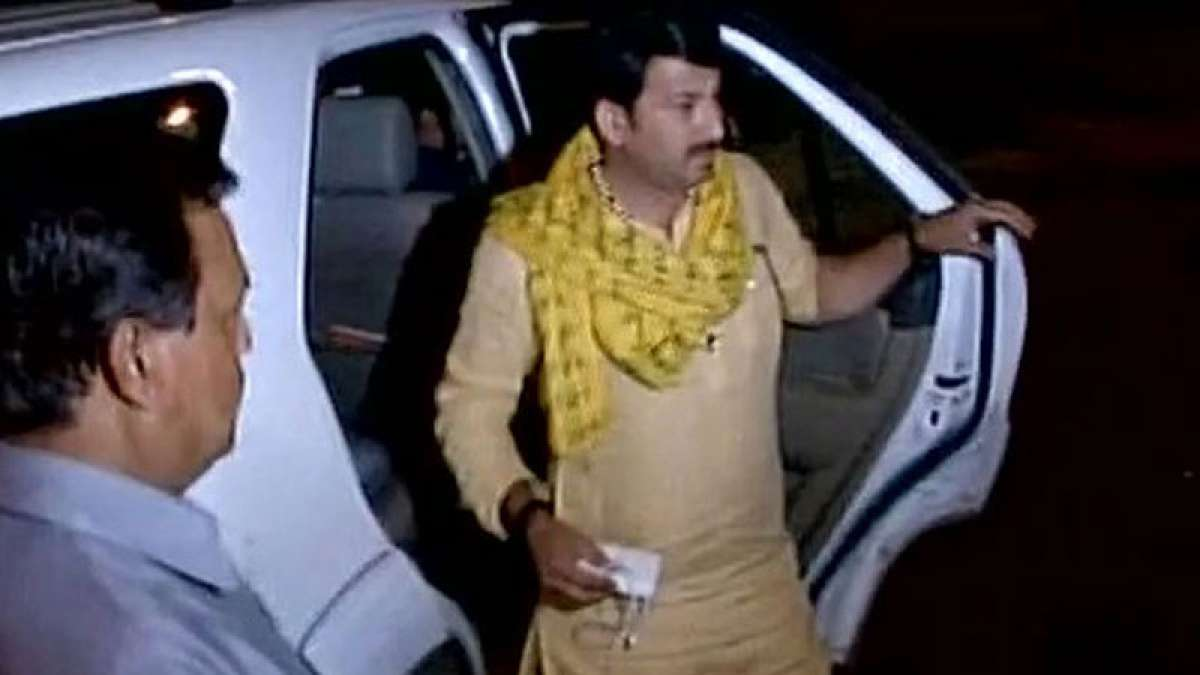 Bharatiya Janata Party (BJP) MP Manoj Tiwari (Image: ANI_Twitter)