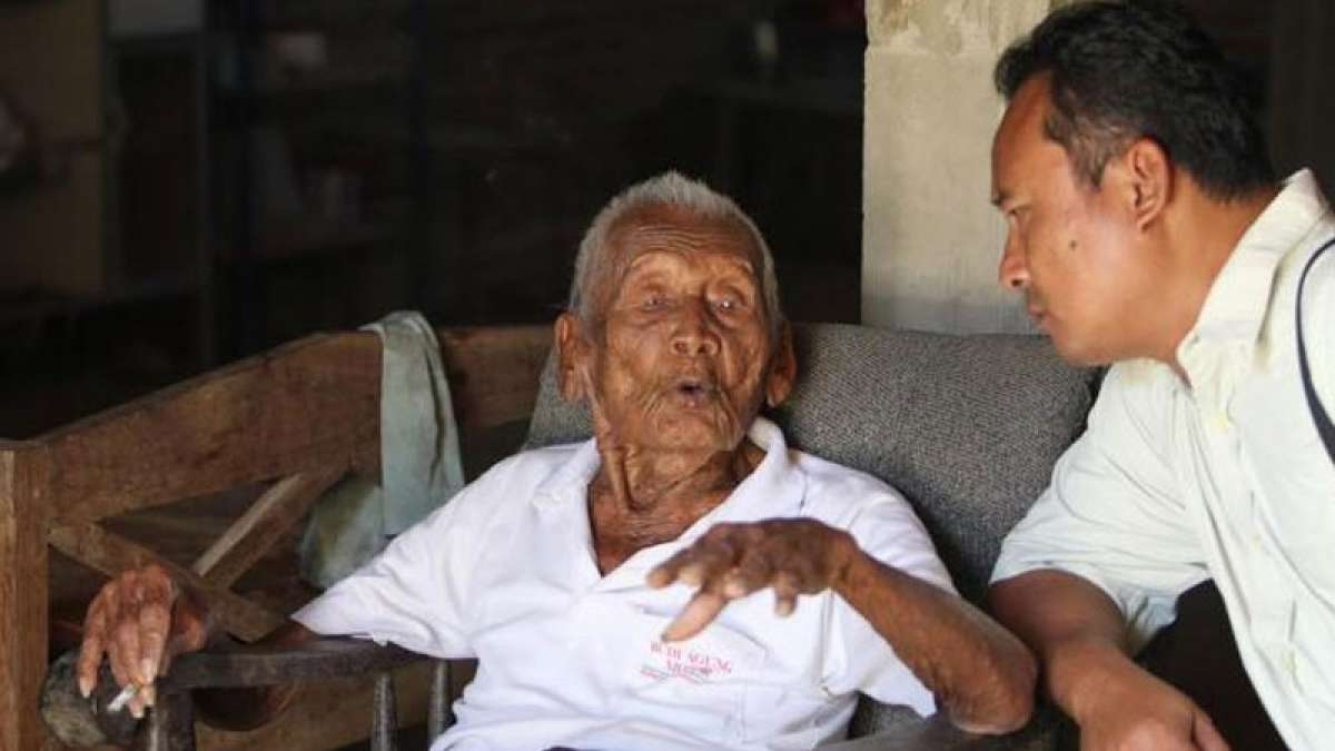 World's oldest man Mbah Gotho passes away at 146