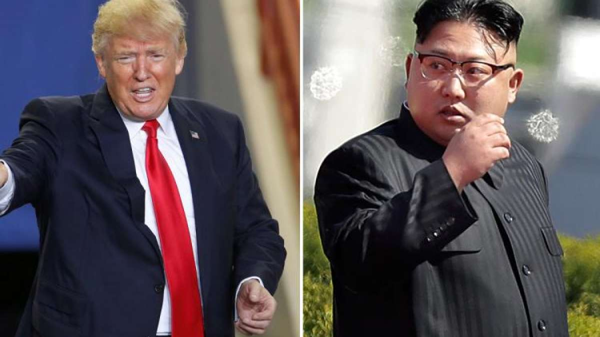 Donald Trump willing to meet North Korean leader Kim Jong-un under 'right circumstances'