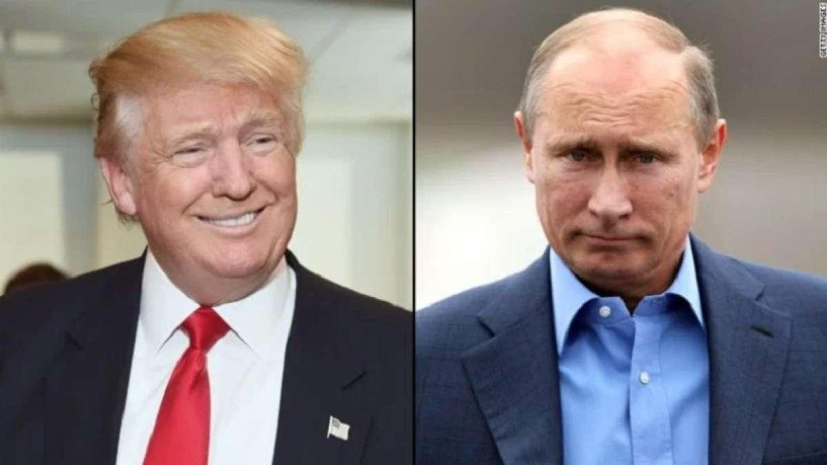 Donald Trump will on Tuesday speak over phone with Russian President Vladimir Putin