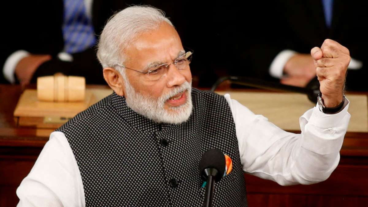 PM Narendra Modi holds high-level meeting over GST