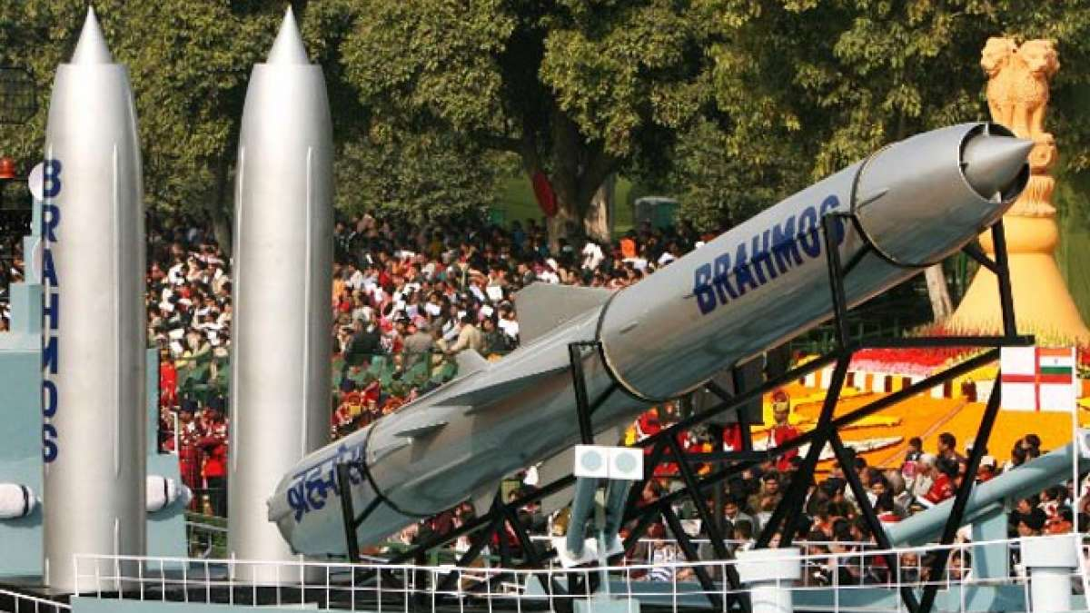Indian Army successfully test fires advanced BrahMos cruise missile in Andaman and Nicobar Islands