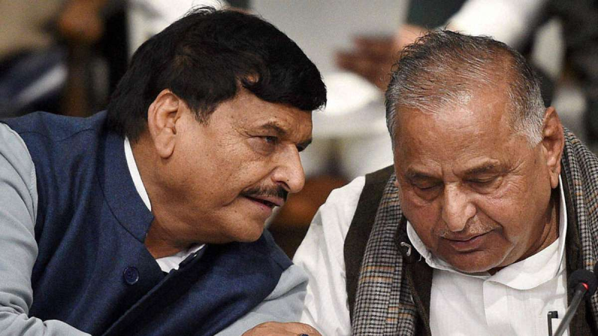 Shivpal Yadav announces new party with Mulayam Singh as head