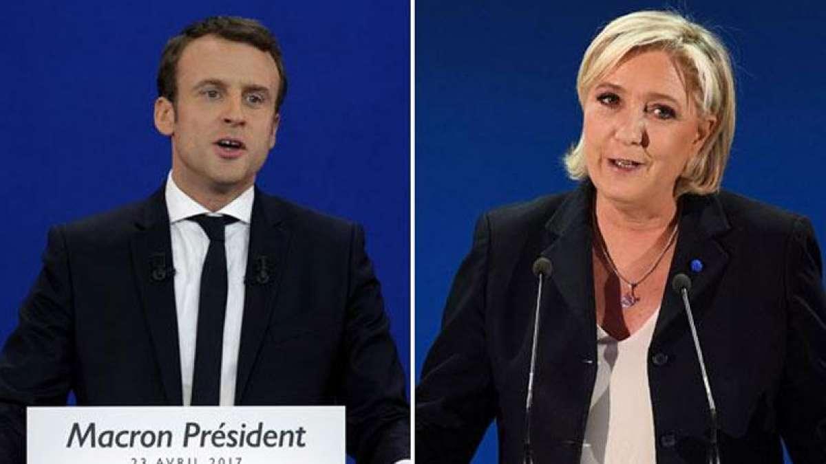 France Election: Macron vs Le Pen make final pitch for the polls