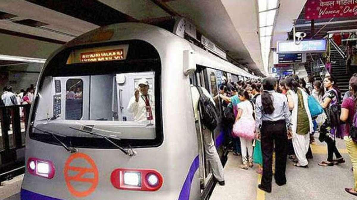 Delhi Metro fare hike from Monday