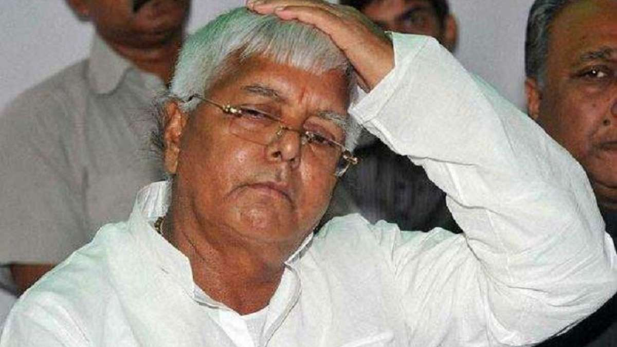 Supreme Court says RJD Chief Lalu Yadav to face trial in all fodder scam cases