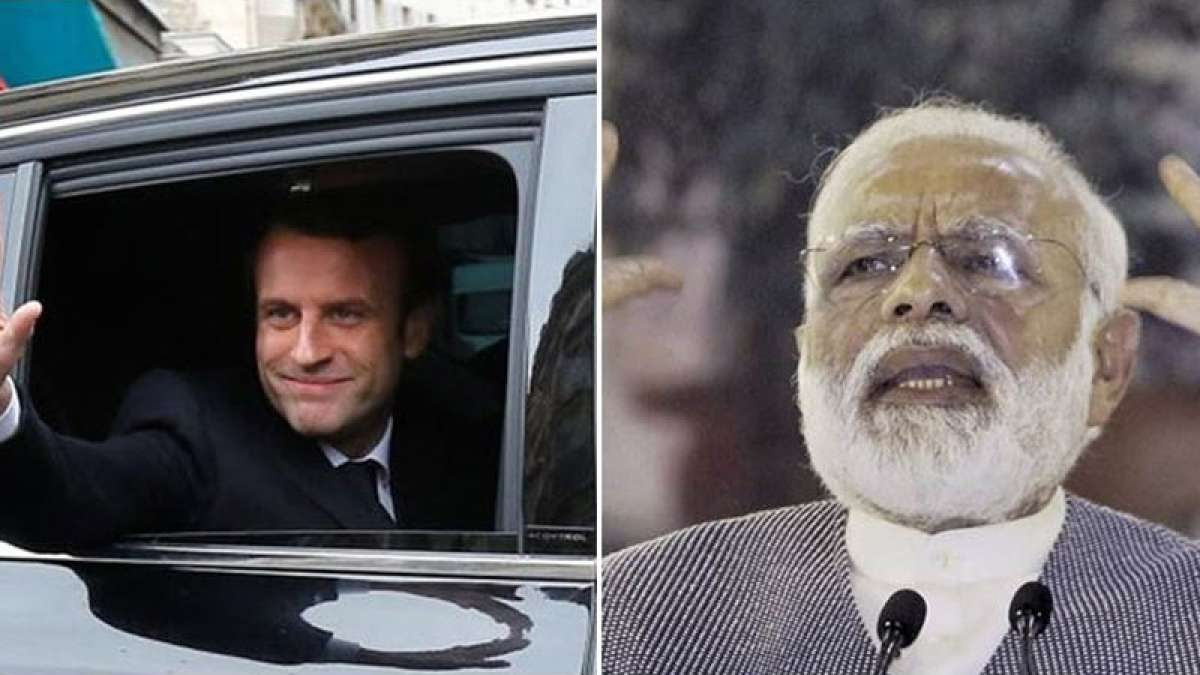 PM Narendra Modi, global leaders congratulate Emmanuel Macron
