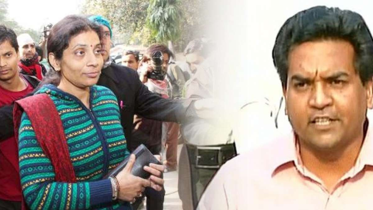 Kejriwal's wife, Sunita Kejriwal slammed suspended AAP leader Kapil Mishra