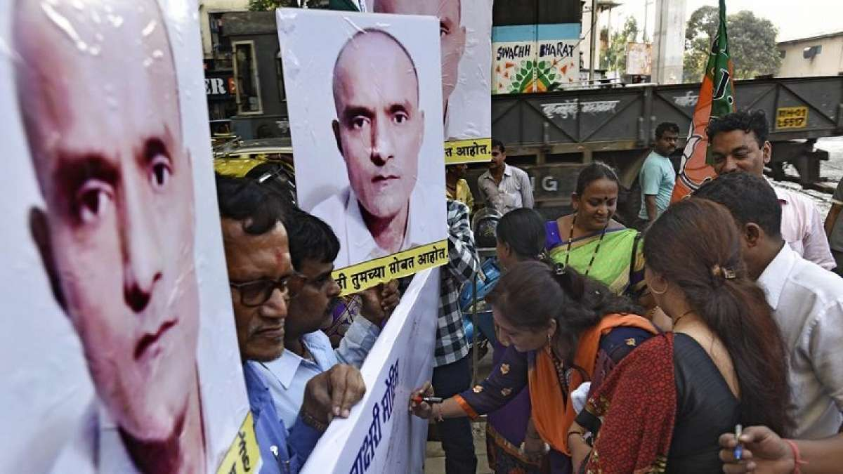The Hague-based International Court of Justice (ICJ) is expected to hear on Monday the case of Kulbhushan Jadhav