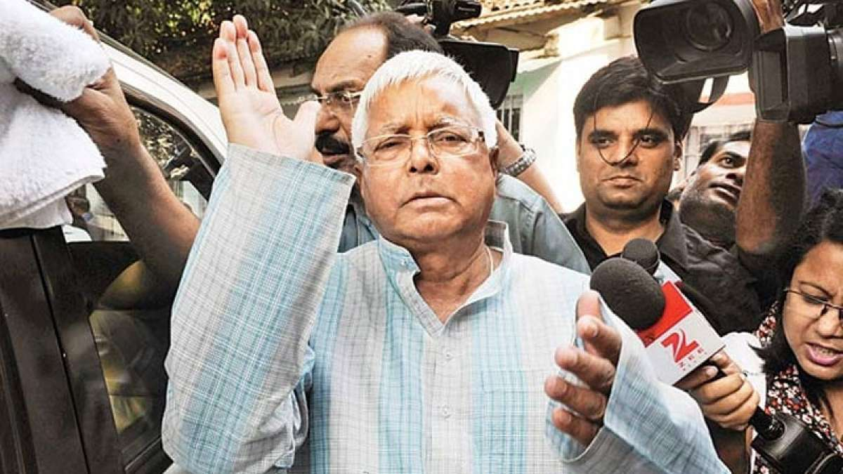 Benami land deal: IT raids 22 locations linked to Lalu Prasad Yadav