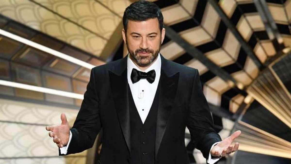 Jimmy Kimmel to return as host for 2018 Oscars