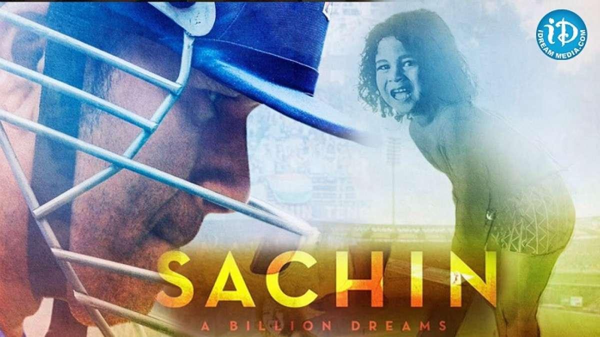 Film: 'Sachin: A Billion Dreams'; Director: James Erskine; Starring: Sachin Tendulkar