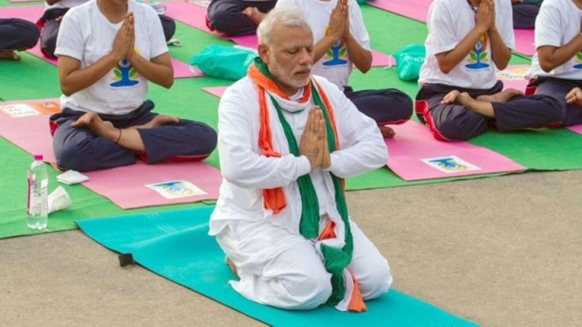 Mann ki Baat: PM Narendra Modi urges family photos to celebrate Yoga Day