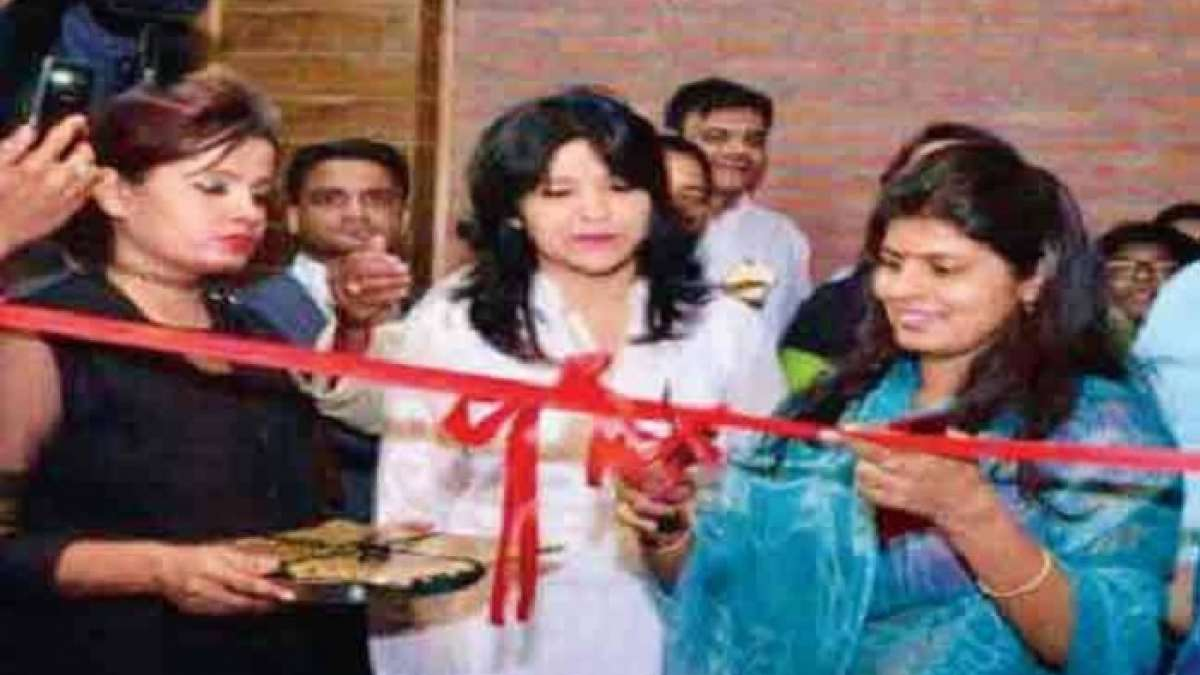 Chief Minister Yogi Adityanath  evening sought an explanation from a woman minister over inaugurating a beer bar in the state
