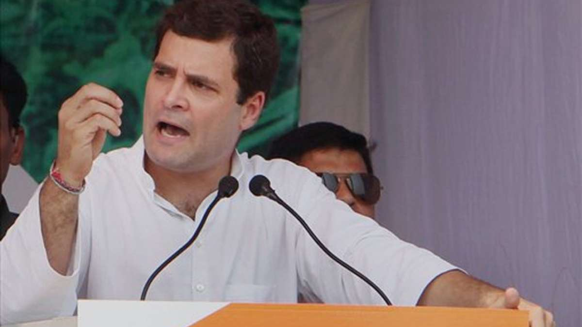 Amid BJP efforts to set up a strong base in southern states, Congress Vice President Rahul Gandhi will be visiting Telangana, Tamil Nadu and Andhra Pradesh this weekend to strengthen the opposition's campaign against the central government.