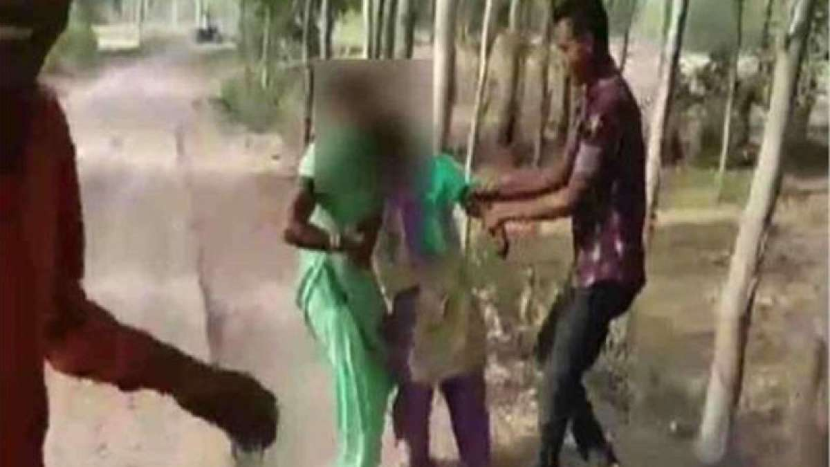 14 men harass two women in Rampur, UP; shameful video goes viral